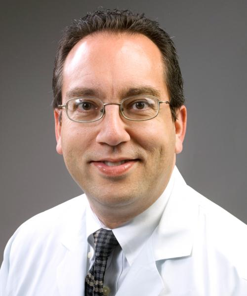 John Pardalos, MD headshot