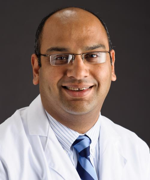 Naveen Pokala, MD headshot