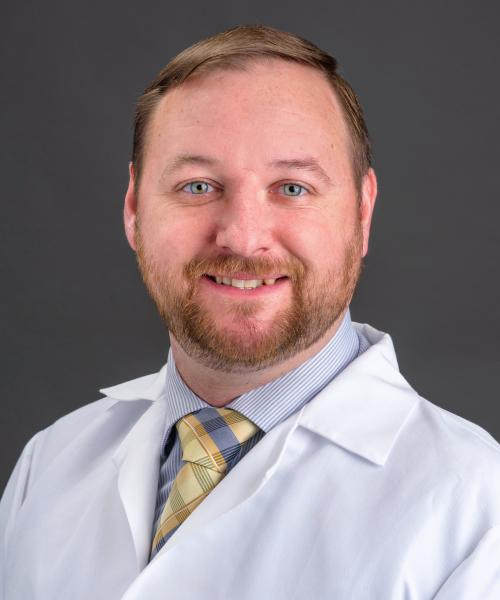 Luke Stephens, MD headshot