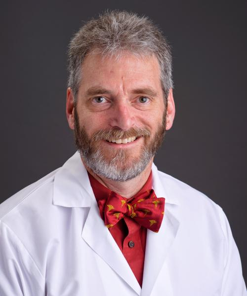 James Stevermer, MD headshot