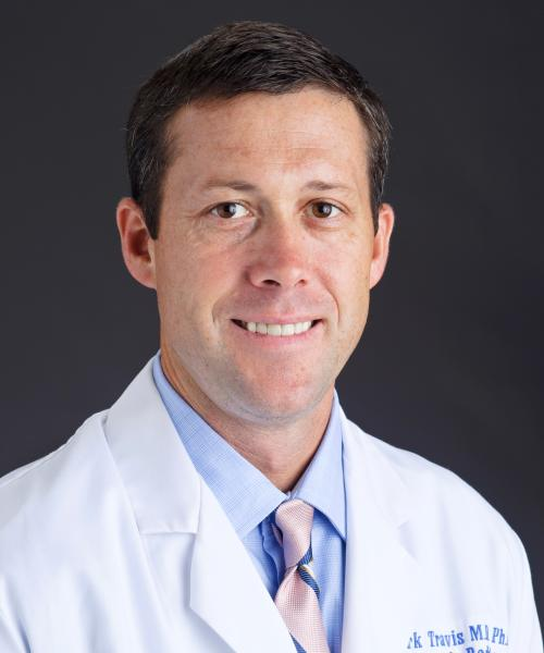 Mark Travis, MD headshot