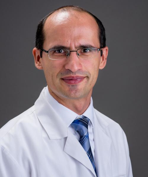 Daniel Vilceanu, MD, PhD headshot