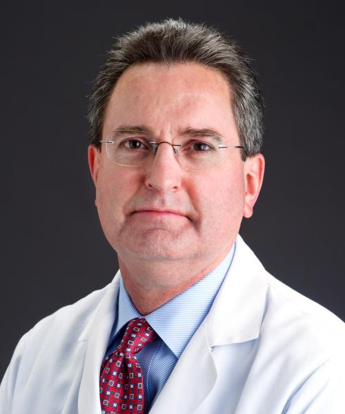 Richard Weachter, MD headshot