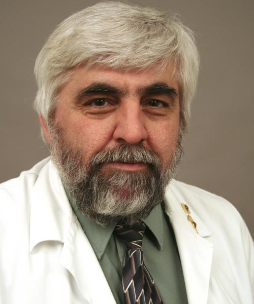 Richard Webel, MD headshot