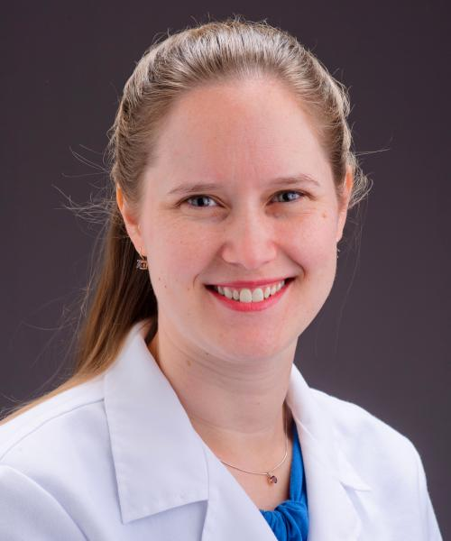 Abbie Wright, MD headshot