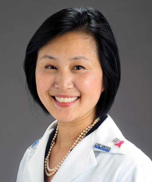 Lynn Wung, MD headshot