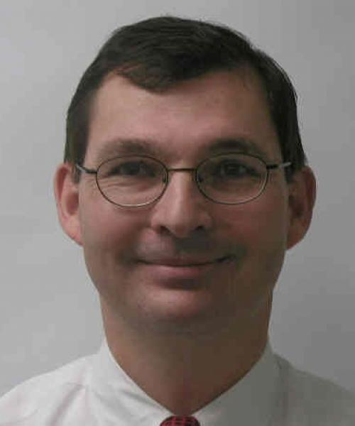 Howard Houghton, MD headshot