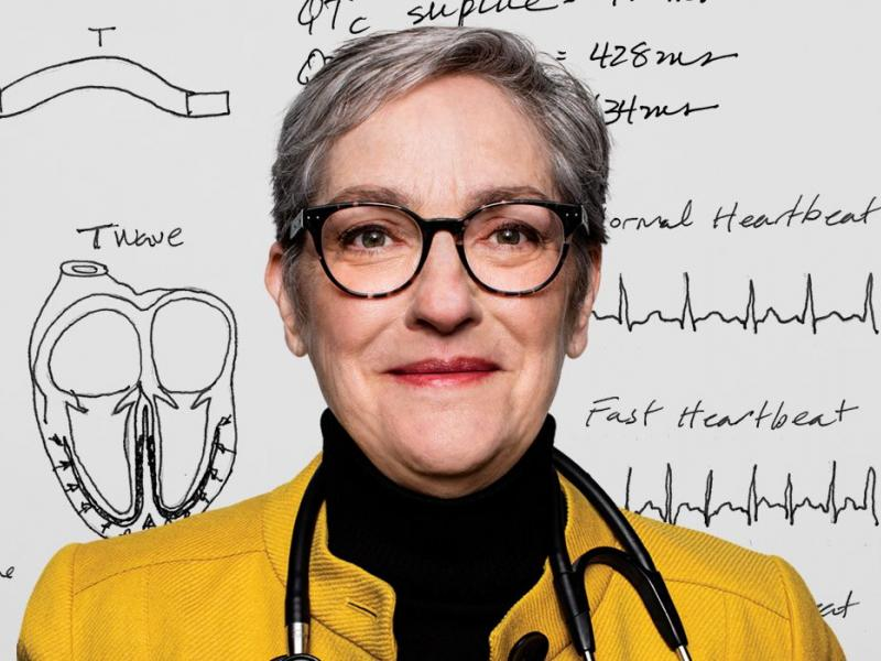 Mary Dohrmann, MD, Cardiovascular Disease in Women