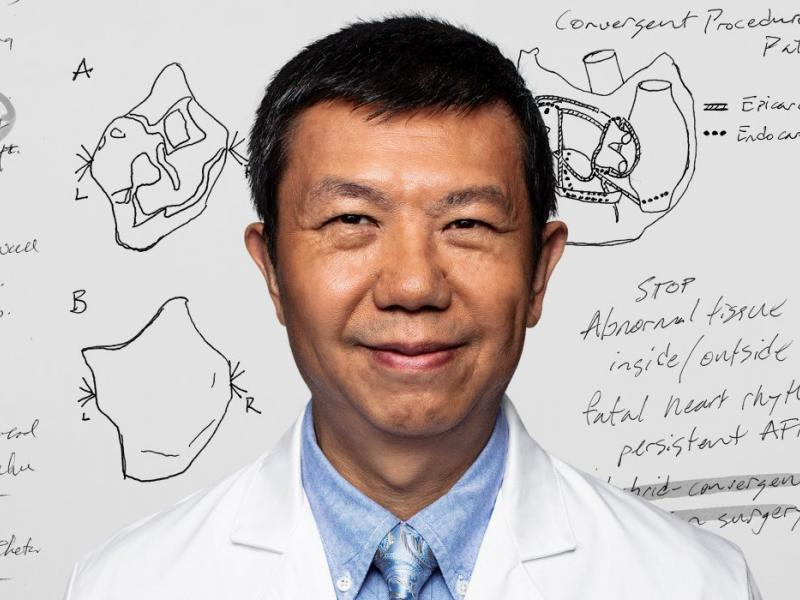 Xingyi Que, MD, Cardiothoracic Surgeon