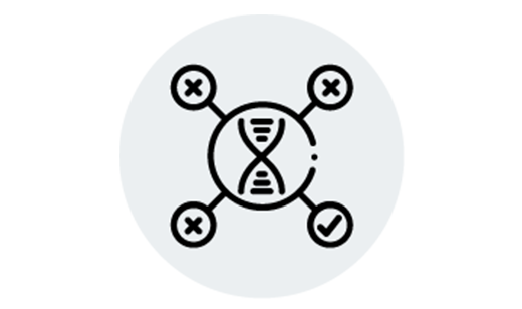 DNA match icon