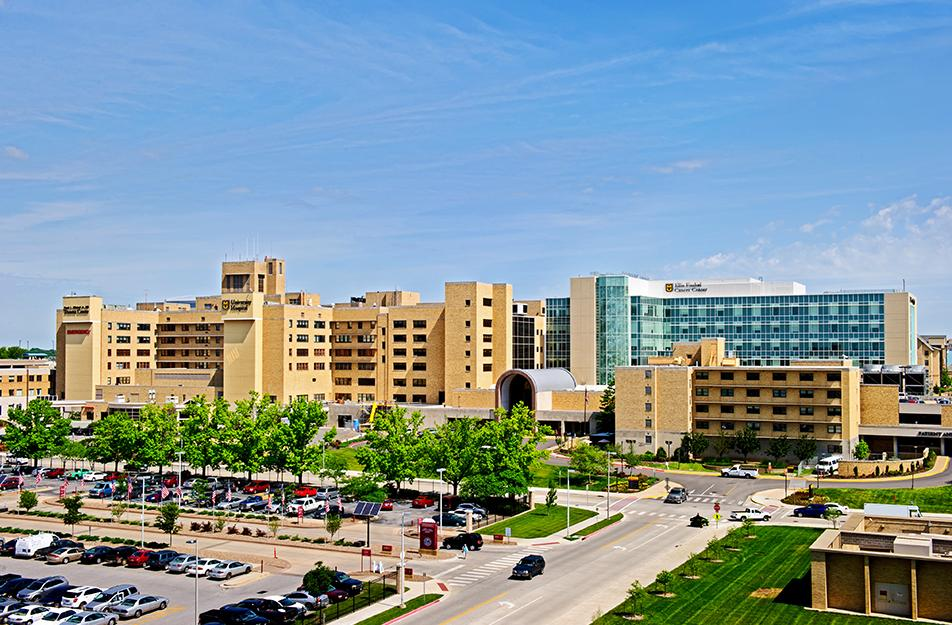 University of Missouri Health Care exterior