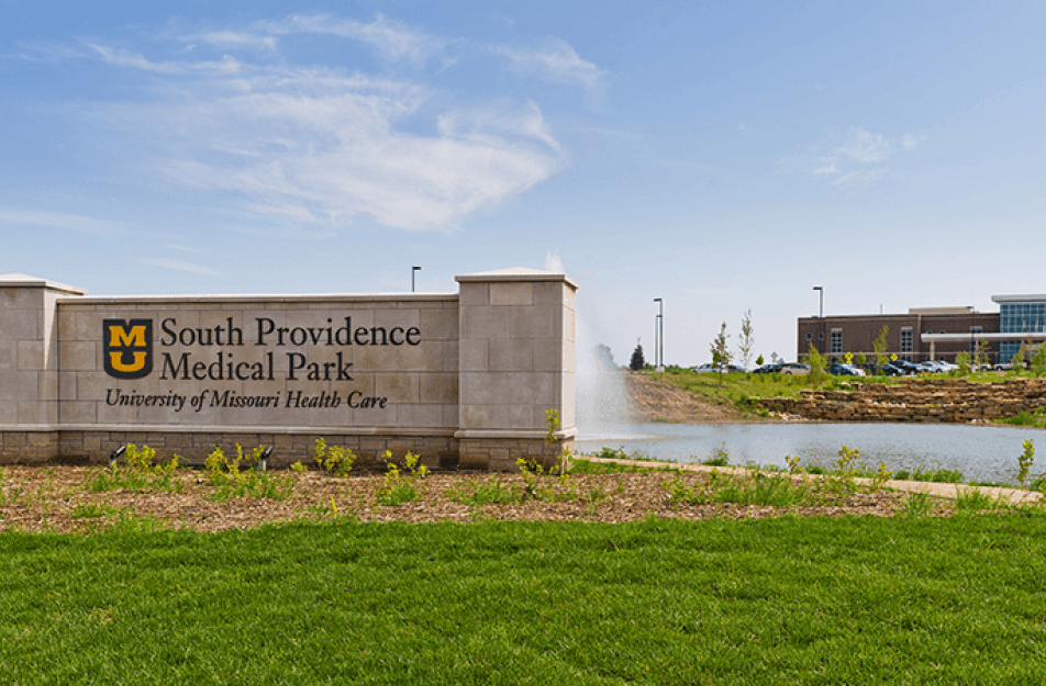 South Providence sign