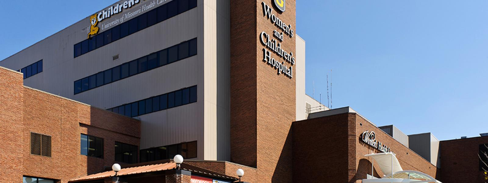 Women's and Children's Hospital - MU Health Care